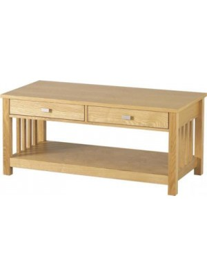 Ashmore 2 Drawer Coffee Table