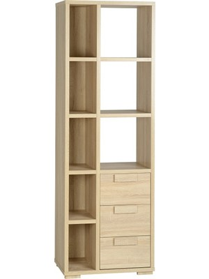 Cambourne 3 Drawer Display Unit