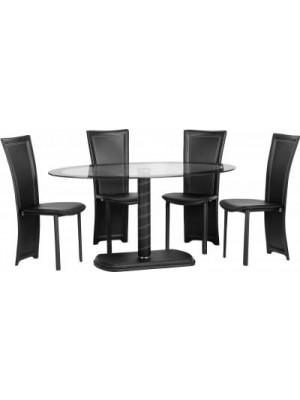 Cameo Oval Dining Set