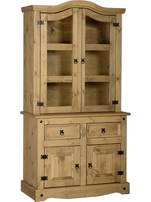 Corona 3' Buffet Hutch