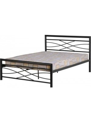 "Kelly 4'6"" Bed"