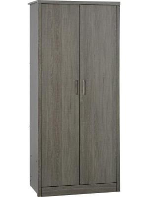 Lisbon 2 Door Wardrobe