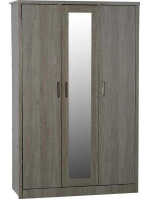 Lisbon 3 Door Wardrobe