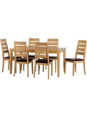 Logan 1+6 Dining Set