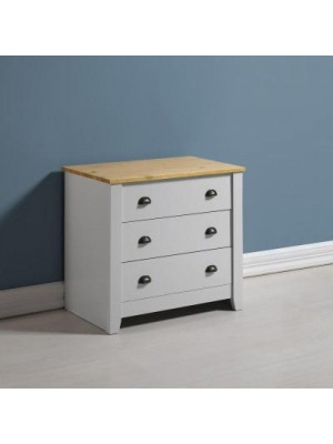 Ludlow 3 Drawer Chest