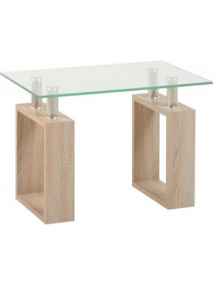 Milan Lamp Table