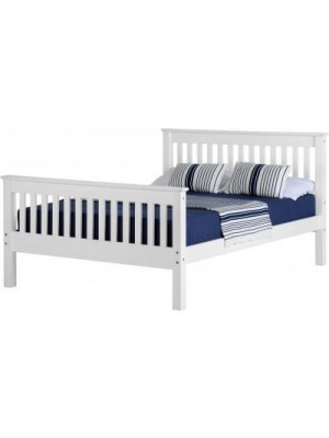 Monaco 4' Bed High Foot End