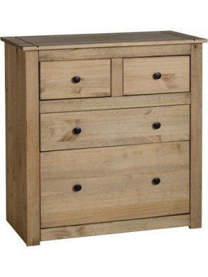 Panama 2+2 Drawer Chest