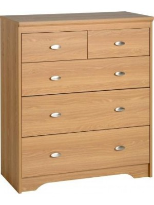 Regent 3+2 Drawer Chest