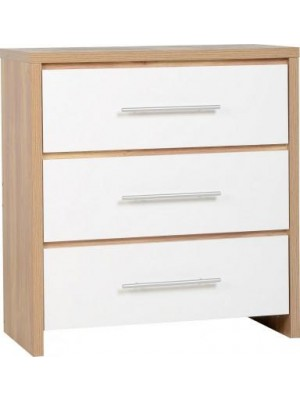 Seville 3 Drawer Chest