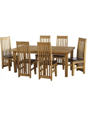 Tortilla 6' Dining Set