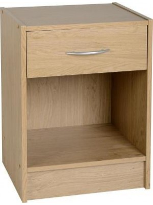 Bellingham 1 Drawer Bedside Cabinet