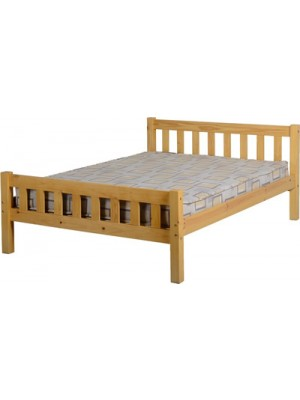 "Carlow 4'6"" Bed"