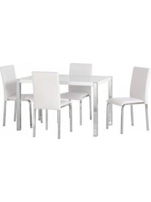 Charisma 4' Dining Set
