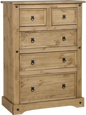 Corona 3+2 Drawer Chest