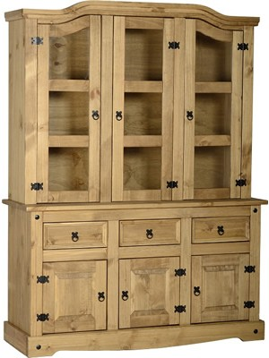 "Corona 4'6"" Buffet Hutch"