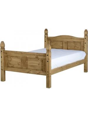 Corona 4' Bed High Foot End