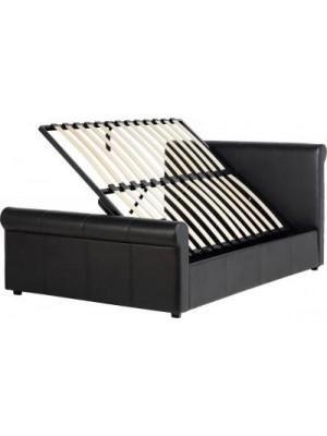 """Franklyn 4'6"""" Storage Bed"""