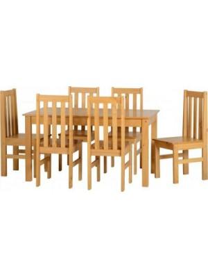 Ludlow 1+6 Dining Set