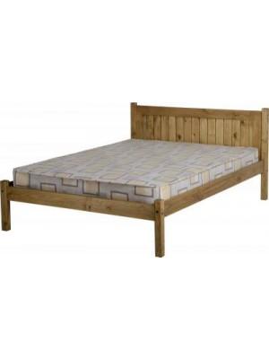 """Maya 4'6"""" Bed"""