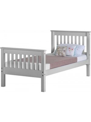 Monaco 3' Bed High Foot End