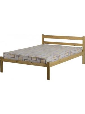"Panama 4'6"" Bed"