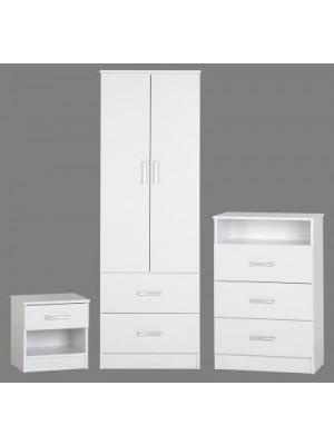 Polar Bedroom Set