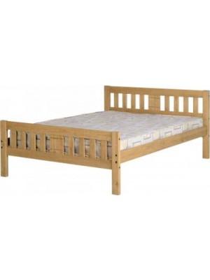 """Rio 4'6"""" Bed"""