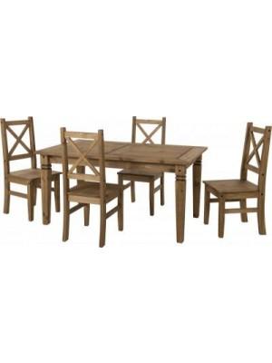 Salvador (1+4) Dining Set