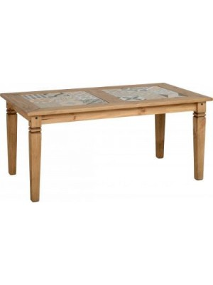 Salvador Tile Top Dining Table