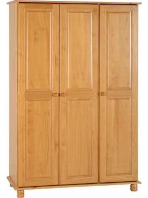 Sol 3 Door Wardrobe