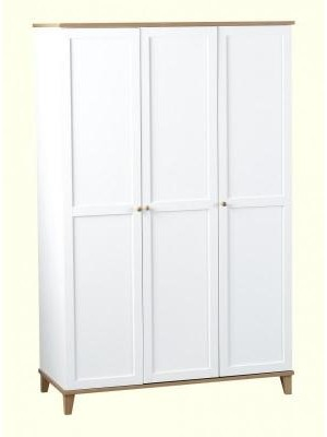 Arcadia 3 Door Wardrobe
