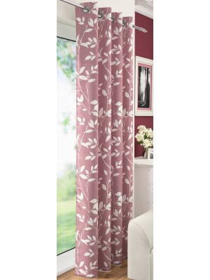 Laural Eyelet Voile Panel BLUSH