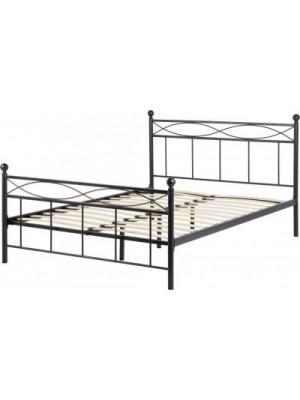 """Corbin 4'6"""" Bed"""