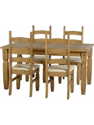 Corona 5' Dining Set