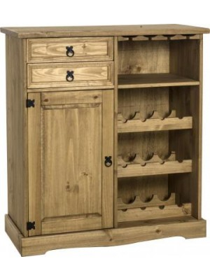 Corona Sideboard/Wine Rack Unit