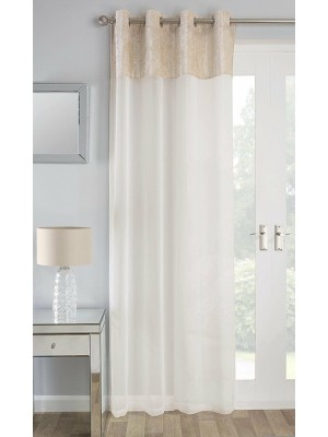 Liberty Voile Panel NATURAL