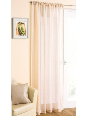 Casablanca Voile Panel CREAM