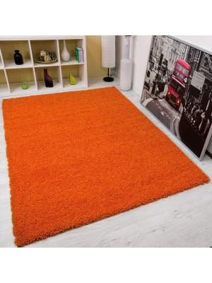 Oxford Shaggy Rug Orange