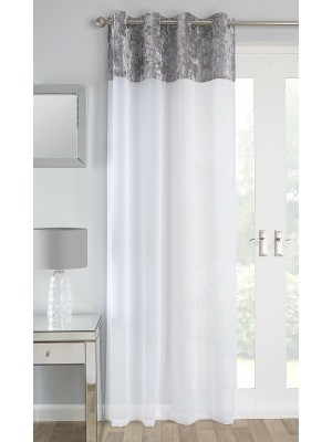 Liberty Voile Panel SILVER