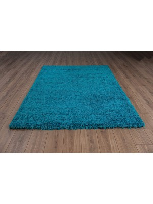 Oxford Shaggy Rug Teal