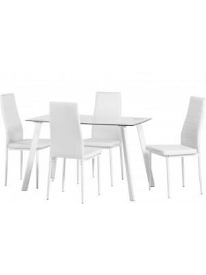 "Abbey 47"" Dining Set"