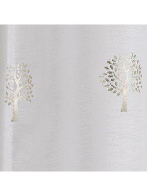Birch Voile Panel CREAM