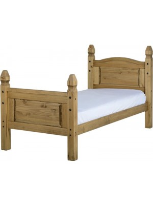 Corona 3' Bed High Foot End