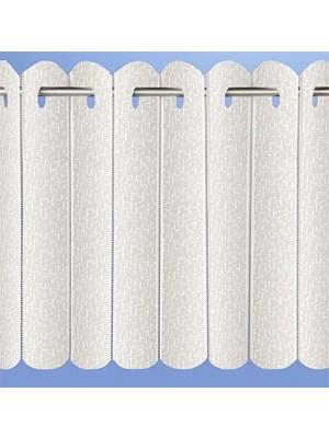 Rhodes Pleated Vertical Panel Blind CREAM