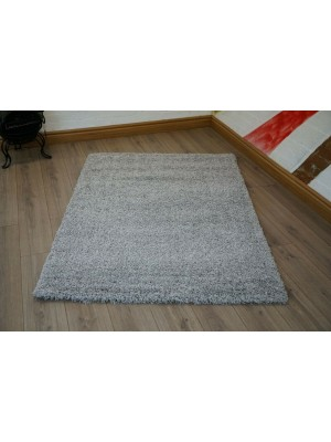 Royal Tri Shaggy Rug Grey