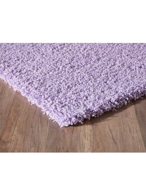 Oxford Shaggy Rug Lilac