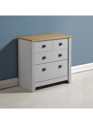 Ludlow 2+2 Drawer Chest