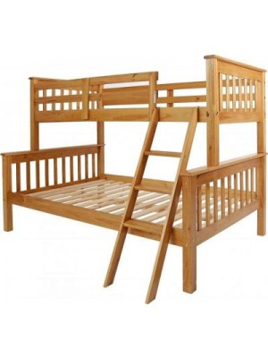 Neptune Triple Sleeper Bunk Bed