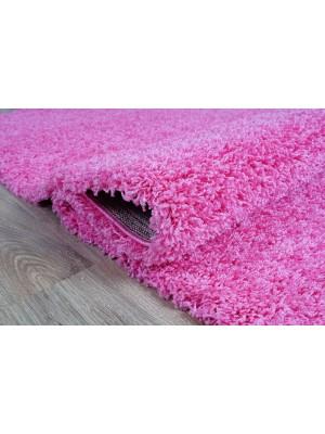Oxford Shaggy Rug Pink